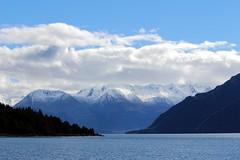 Lake Wakatipu, Queenstown, New Zealand (scinta1) Tags: lakewakatipu tssearnslaw queenstown otago southisland newzealand water lake hills snow cloud blue hobbit majestic mountains cecilpeak