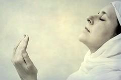 Prayer (Atul Tater) Tags: woman india prayer praying womensday