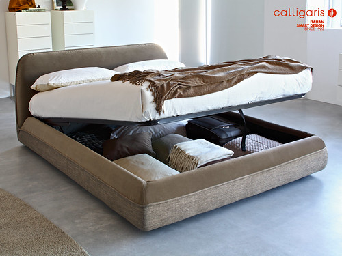 "Bedroom ideas: Calligaris ""Supersoft Bed"""