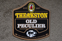 #67 of 365: Peculier Clip (Donald Matheson) Tags: beer canon clip pump brewery efs1785mmf456isusm 30d theakston oldpeculier project365 365days 2013