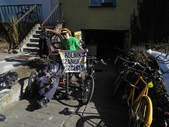 SAM_3345 (szczym) Tags: trip winter bike poland polska zima rower bzzz pszczoy wyprawa mid robaki jedziemynamiodzie wyprawawobroniepszcz rolnikuszanujpszczoy