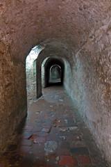 Tunnels - Castillo San Felipe de Barajas - Cartagena (BlueVoter - thanks for 1.5M views) Tags: fort tunnel unesco passage cartagena worldheritage amazingrace fuerte