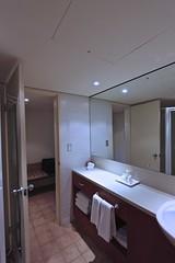Bathroom (oxfordblues84) Tags: bathroom mirror sink interior au australia outback hotelroom ayersrockresort thenorthernterritory voyagesayersrockresort voyagesdesertgardenshotel