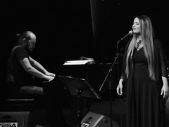 BEN_8786 (Kemal Riza) Tags: music jazz ankara müzik ozcelik julide fesrival