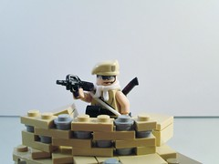 :Endurance: (IronBricks) Tags: jj lego general minifig moc