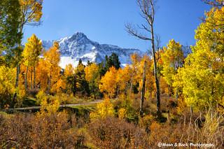 San Juan Mountains in Autumn