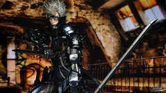 Raiden (advocatepinoy) Tags: nerd play collection gaming comicbooks squareenix dioramas shortfilms ps3 raiden metalgearsolid toyphotography toycollection acba toyreviews metalgearrising playartskai articulatedcomicbookart advocatepinoy advocate928 pinoytoykolektors metalgearfranchise metalgearvideogameseries raidenmetalgear playartskairaiden