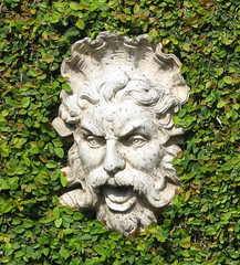 Green Man by Karen Lynne Klink, on Flickr