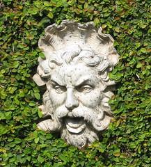 Green Man by Karen Lynne Klink, on Flickr