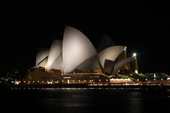 Opera House of Sydney (www.dave.training) Tags: house night dark opera nacht sydney australia australien oper