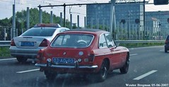 MG B GT 1974 (XBXG) Tags: auto old uk b classic netherlands car amsterdam vintage 1974 automobile nederland voiture mg british gt a4 paysbas ancienne mgb brits sloten mgbgt anglaise 03ad90