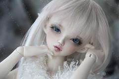 enchanted. (Dancing*Butterfly) Tags: mod doll vampire caroline chloe elf bjd fairyland mnf minifee viridianhouse makoeyes