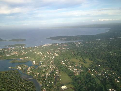 Vanuatu - Port Vila from above (5)
