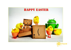 Happy Easter (GManVespa) Tags: cute easter fun sony chicks android danbo rx100 hummour danboard dscrx100 sonyrx100 sonydscrx100