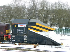 Network Rail Independant Snowplough ADB965230 1Z99 stabled in Buxton URS 27/03/2013 (37686) Tags: buxton rail network snowplough independant urs stabled 1z99 27032013 adb965230