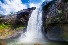 Athirapally Waterfalls (sattykrish) Tags: india photography landscapes waterfalls incredible sathyas nikond5100