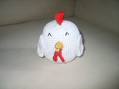 Galletto 2 (Armonie di filo) Tags: gallo amigurumi filo gallina pulcino uncinetto cotone gelletto