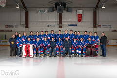Vegreville Rangers (Davin G Photography) Tags: b hockey canon team arena davin junior veg rangers teamphoto 2470mm jrb vegreville juniorb gegolick 5dmk3 davingphotography