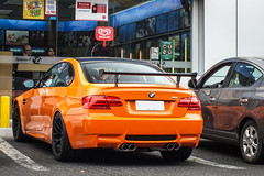 M of M's. (Saig) Tags: chile auto santiago 3 hp m bmw m3 450 44 automovil gts automvil deportivo worldcars