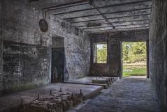 Battery Dearborn, Fort Morgan, AL. (Photator) Tags: war alabama landmark historic civilwar fortress hdr 1812 confederates fortmorgan starfort batterydearborn