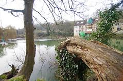780-09L (Lozarithm) Tags: bradfordonavon bartoncountrypark rivers riveravonbristol weir kx 1224 pentax zoom