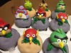"Angry Birds Cupcakes • <a style=""font-size:0.8em;"" href=""http://www.flickr.com/photos/40146061@N06/8639299112/"" target=""_blank"">View on Flickr</a>"
