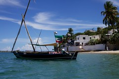 Lamu - ganja pirates (g@schei) Tags: africa travel canon river coast kenya lamu tana dhow swahili