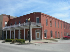 The Brown Hotel (jimmywayne) Tags: hotel historic kansas wilsoncounty brownhotel nationalregister neodesha nrhp