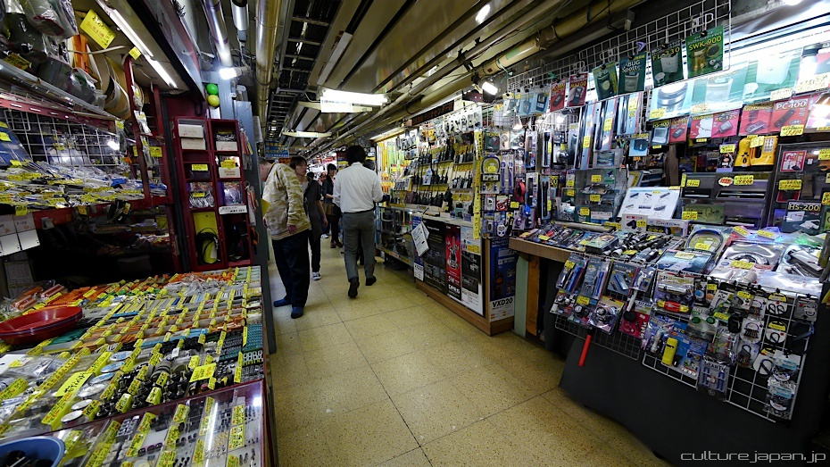 Tiendas en Akihabara 6