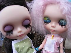 Blythe A Day April 14th:  Eyelids