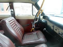 Volvo 122S interior (dave_7) Tags: classic car wagon volvo stationwagon 122 122s