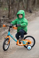 New bike (ghostfotos) Tags: boy bike spring sony za 13518 a99