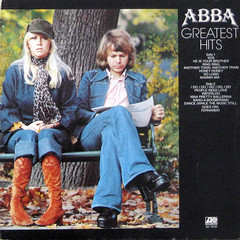 Earth Day - Abba Hits (epiclectic) Tags: music art grass vintage outdoors album vinyl retro collection cover lp record sleeve abba gree 1976 earthday epiclectic