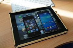 Samsung Galaxy S4 - iPhone 4, iPad 3, Dodocase