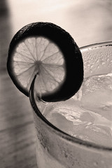 Zest (Triple_B_Photography) Tags: bali blur ice lines fruit blackwhite lemon drink tourist segment condensation lime curve noise liquid edit refreshment semicircle elementsorganizer