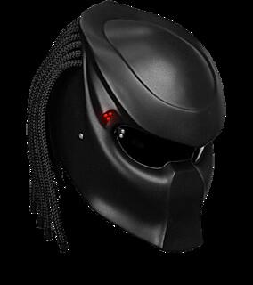 【終極戰士安全帽】讓你變成「終極騎士」!!!