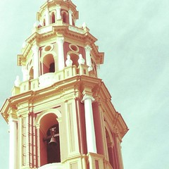 (Vallelitoral) Tags: old sky sun cute sol church vintage nice sevilla torre iglesia seville retro cielo iphone flickraward iphonegraphy instagram uploaded:by=flickrmobile flickriosapp:filter=nofilter