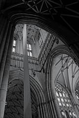 DSC06702(DXO) (Mat W) Tags: york june 2016 minster yorkminster cathedral interior medieval architecture dxofilmpack