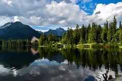 trbsk pleso (jendagram) Tags: trbsk pleso nature proda slovensko slovakia tatry trip summer nice weather sun shine forest lake green blue holiday vacation d5500 1855 colorful