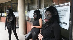 Guerrilla Girls (Eye magazine) Tags: guerrillagirls whitechapel itsevenworseineurope