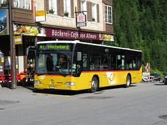 Post Coach (The Transport Dictator) Tags: post coach bus buses busse switzerland ptt