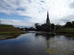Copenhagen - St Alban's Church (Conti Francesco) Tags: danimarca denmark danmark copenaghen copenhagen kobenhavn 2016