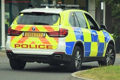 Sussex Police- BMW X5- Armed Response Vehicle- GX64 CYT (Calum's 999 & Transport Photography) Tags: bmw x5