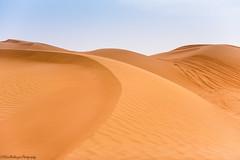 Curve on the Desert! (Robie..) Tags: dubaiincredible dubai desert nikon d750 sunset curve vacation uae