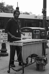 IMG_0838 (Triphonova) Tags: streetphotography monochrome music musician streetartist street decisivemoment