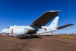 Japan Maritime Self Defense Force Kawasaki P-1 (5507)