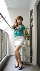 DSC09016 (mimo-momo) Tags: crossdressing crossdresser crossdress transvestite japanese
