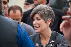 Roast and Ride (Max Goldberg) Tags: donald trump joni ernst iowa republicans presidential candidate roast ride motorcycles jobs economy veterans america usa democracy