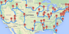 You'll Be Able to See All 47 National Parks Along This Insane Road Trip (michiganapparelts) Tags: livnfreshcom youll be able see all 47 national parks along this insane road trip