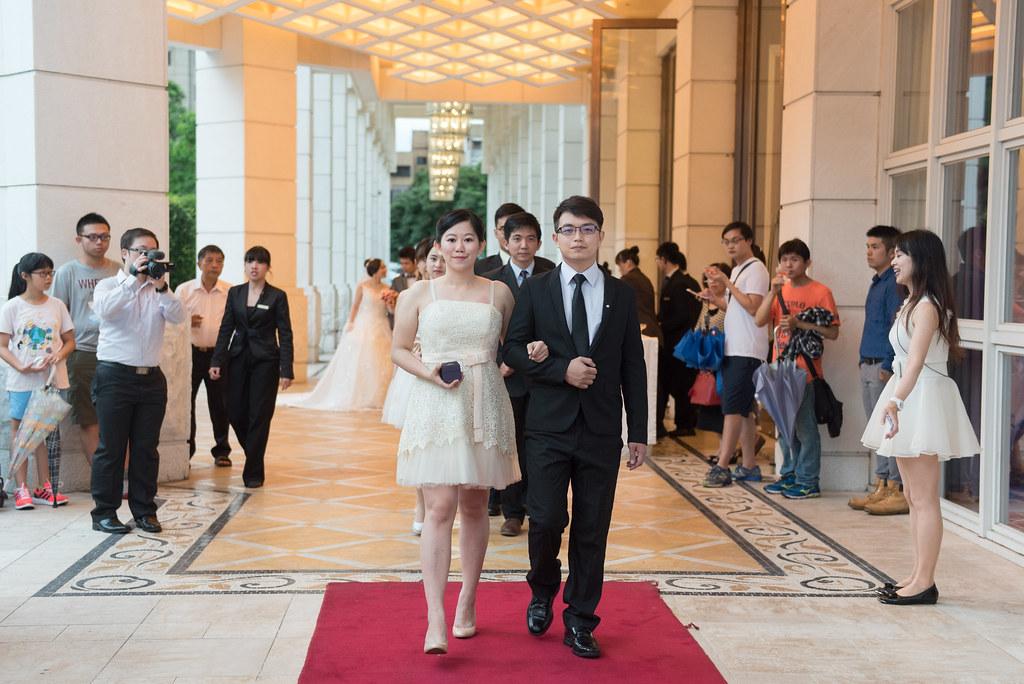 中僑花園飯店婚禮記錄雅琇與紋瑞-59